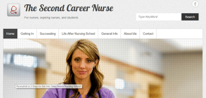 Second Career Nurse