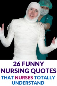 26 funny jokes you ll understand if you re a nurse